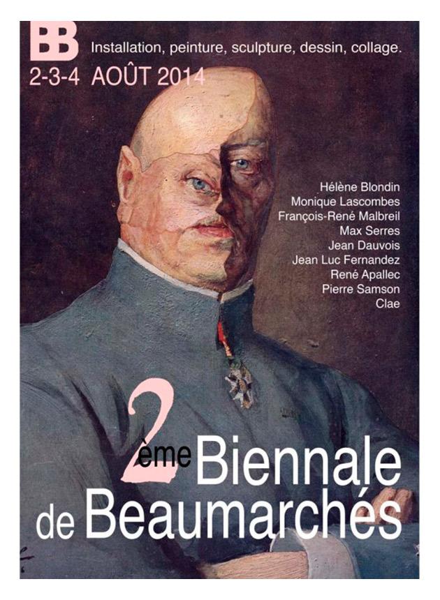 Biennale de Beaumarchés affiche