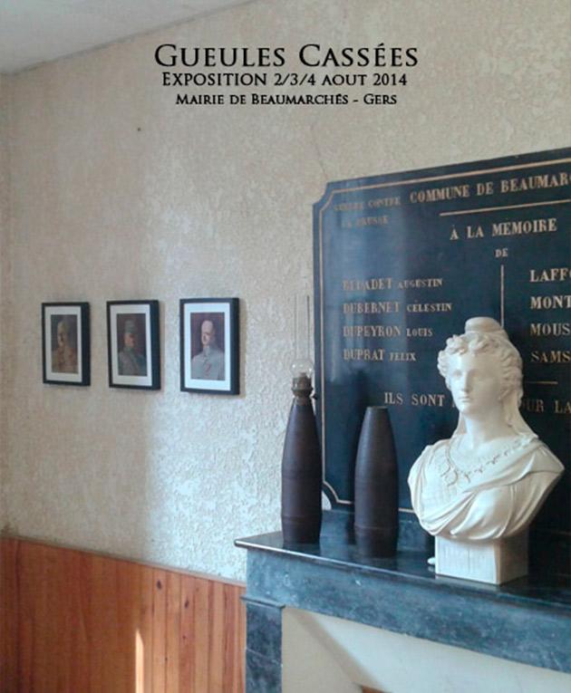 Beaumarchés - salle conseil municipal