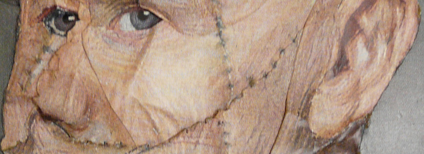 Collages : les Gueules Cassées