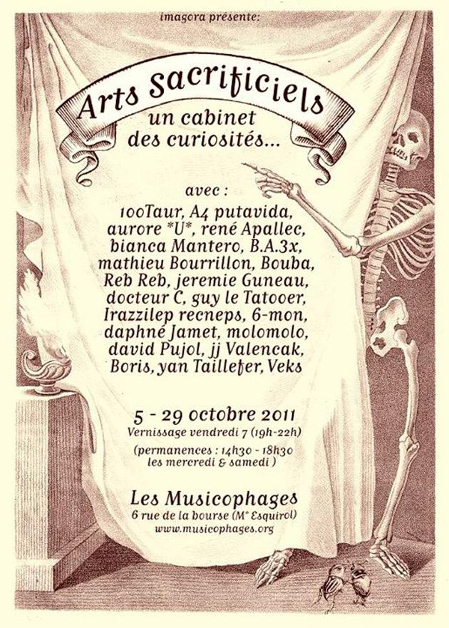 une exposition avec 21 artistes Toulousain(e)s dont 9 gueules cassées de René Apallec…