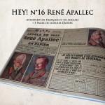 HEY! René