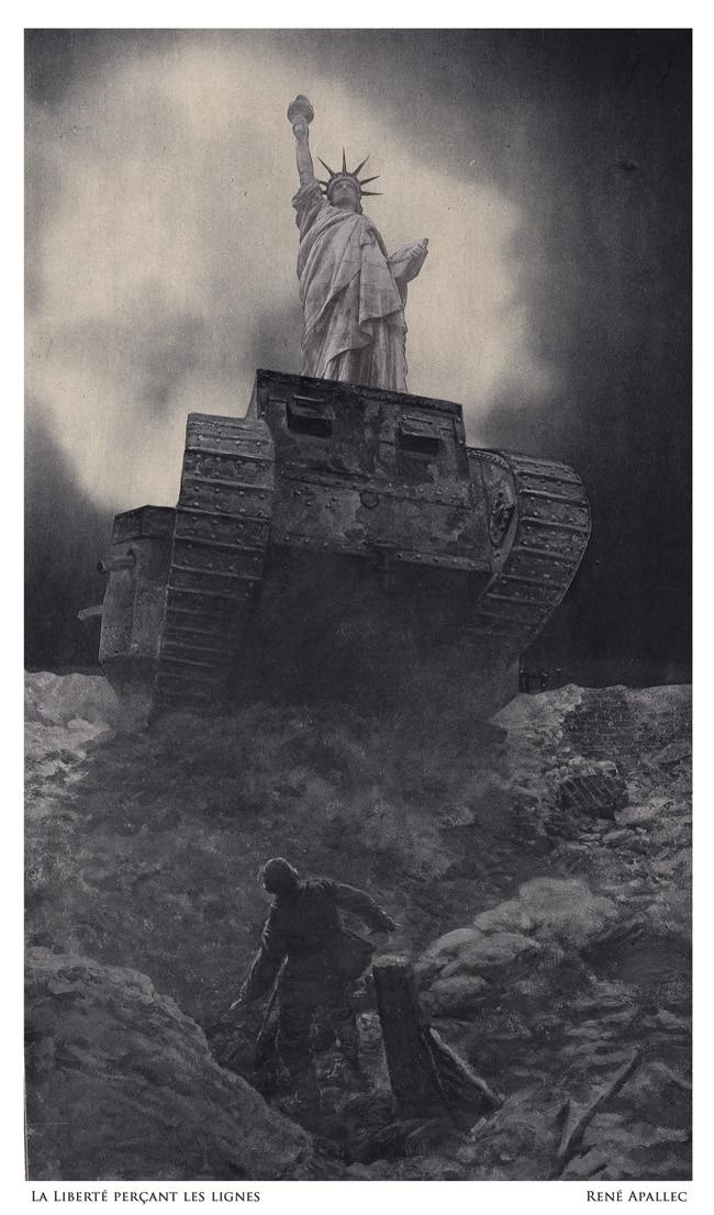 liberte tank »